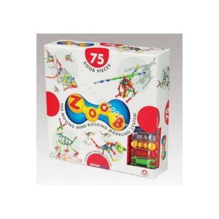75 elementów, 11075 marki Zoob - zdjęcie nr 1 - Bangla