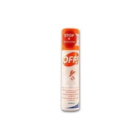 OFF! Spray Skutecznie odstrasza komary i kleszcze marki SC Johnson - zdjęcie nr 1 - Bangla