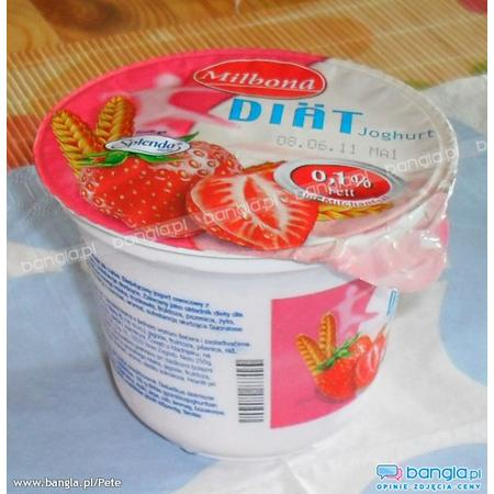 Milbona, Diat, jogurt marki Lidl - zdjęcie nr 1 - Bangla