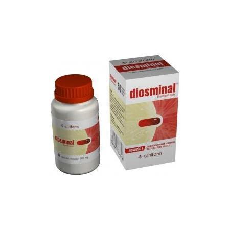 Diosminal, kapsułki marki Ethifarm - zdjęcie nr 1 - Bangla