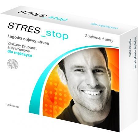 Stresstop dla mężczyzn marki Złota Farmacja - zdjęcie nr 1 - Bangla