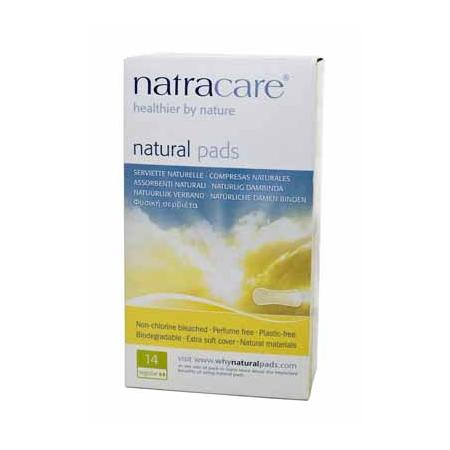 Natural Pads, Podpaski higieniczne, różne rozmiary marki Natracare - zdjęcie nr 1 - Bangla