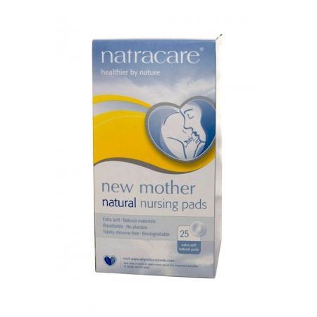 New Mother, Natural Nursing Pads, Wkładki laktacyjne marki Natracare - zdjęcie nr 1 - Bangla