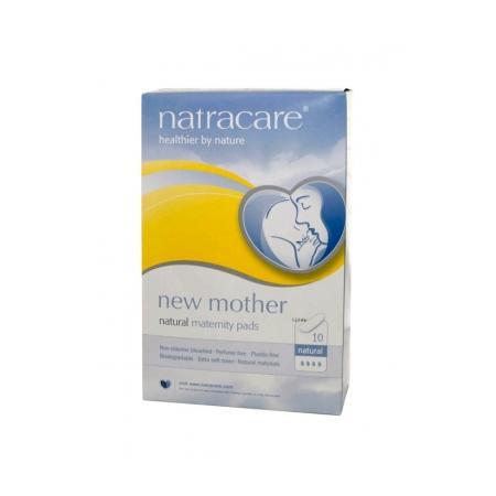 New Mother, Natural maternity Pads, Podkłady poporodowe z naturanej bawełny marki Natracare - zdjęcie nr 1 - Bangla