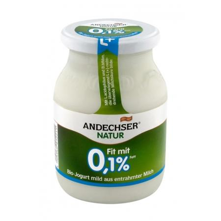 Jogurt naturalny 0.1% marki Andechser Natur - zdjęcie nr 1 - Bangla
