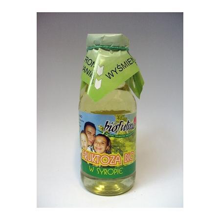 Fruktoza BIO w syropie marki Biofuturo - zdjęcie nr 1 - Bangla