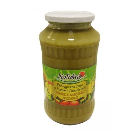 Zupa z Porów i Ziemniaków Bio marki Biofuturo - zdjęcie nr 1 - Bangla
