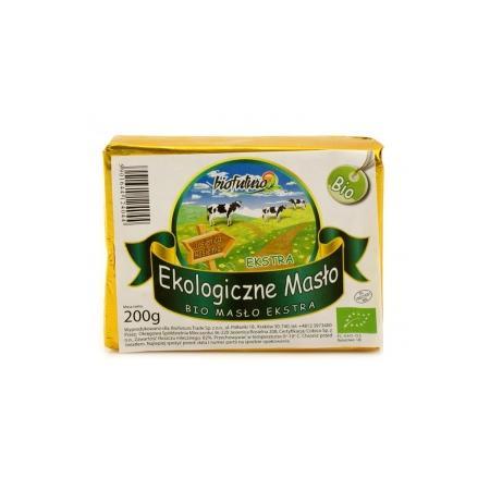 Ekologiczne Masło, Bio masło ekstra marki Biofuturo - zdjęcie nr 1 - Bangla