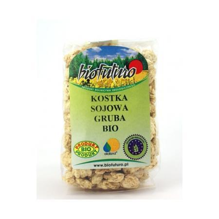 Kostka sojowa gruba/drobna marki Biofuturo - zdjęcie nr 1 - Bangla