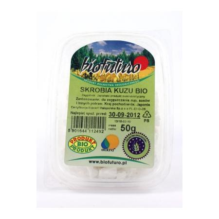 Skrobia Kuzu BIO marki Biofuturo - zdjęcie nr 1 - Bangla