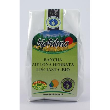 Bancha, Zielona Herbata Liściasta marki Biofuturo - zdjęcie nr 1 - Bangla