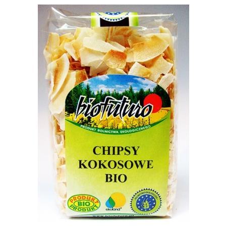 Chipsy Kokosowe BIO marki Biofuturo - zdjęcie nr 1 - Bangla