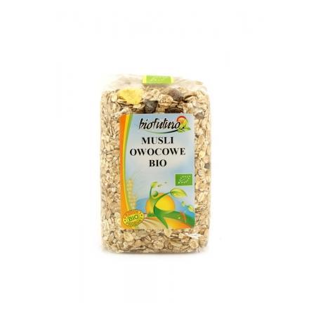 Musli owocowe/tropikalne BIO marki Biofuturo - zdjęcie nr 1 - Bangla