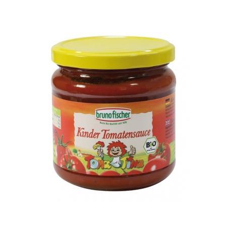 Kinder Tomatensauce, Ketchup dla dzieci Toma Tina BIO marki Bruno Fischer - zdjęcie nr 1 - Bangla