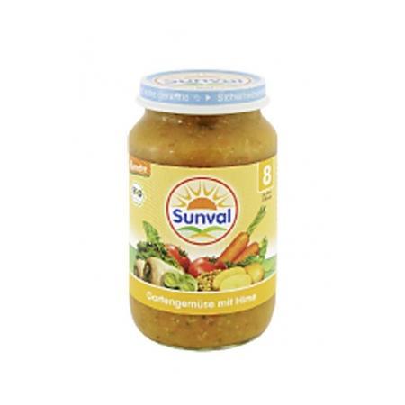 Danie obiadowe ryż z warzywami i kurczakiem marki Sunval - zdjęcie nr 1 - Bangla
