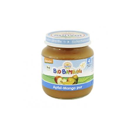 Danie deser dla dzieci Jabłko i Mango marki Sunval - zdjęcie nr 1 - Bangla