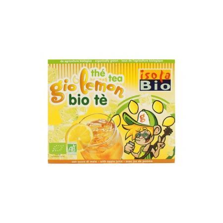Gio-lemon, bio te, Napój herbatka cytrynowa BIO marki Isola Bio - zdjęcie nr 1 - Bangla