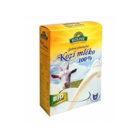 Mleko kozie w proszku marki Biolinie - zdjęcie nr 1 - Bangla