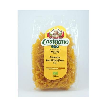 Makaron kukurydziano-ryżowy marki Castagno - zdjęcie nr 1 - Bangla