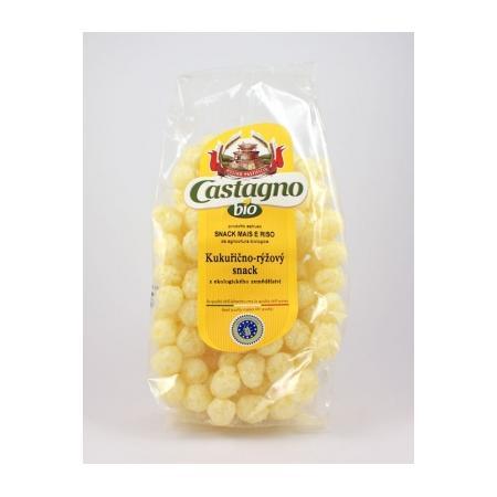 Snack kukurydziano-ryżowe marki Castagno - zdjęcie nr 1 - Bangla