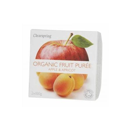 Organic Fruit Puree, Deser owocowy, różne smaki marki Clearspring - zdjęcie nr 1 - Bangla