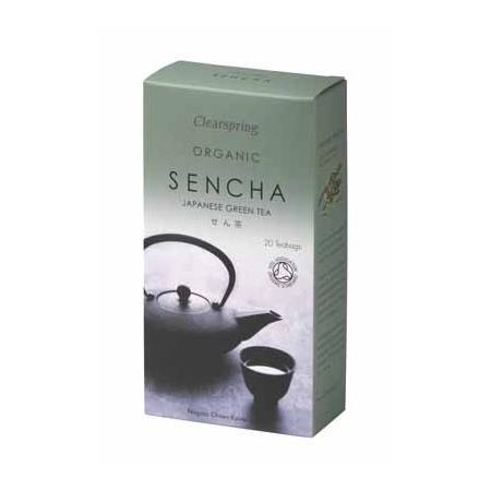 Herbata Sencha ekspresowa marki Clearspring - zdjęcie nr 1 - Bangla