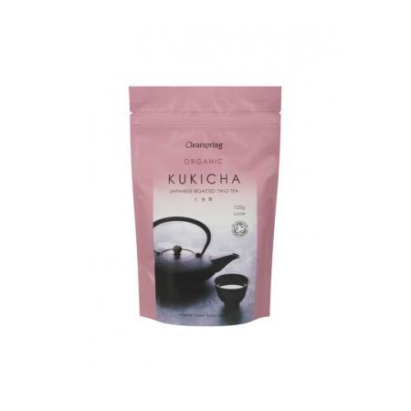 Herbata Kukicha Pędowa marki Clearspring - zdjęcie nr 1 - Bangla