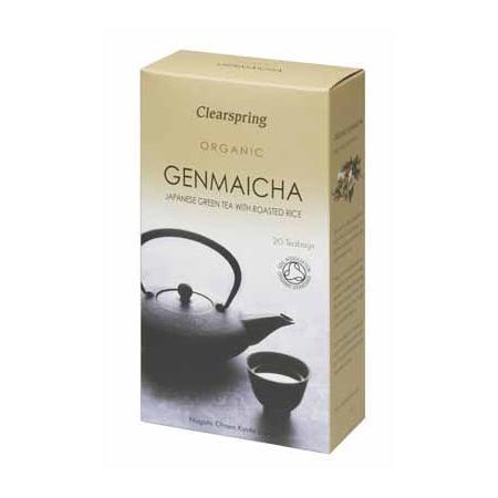 Herbata Genmaicha Ekspresowa marki Clearspring - zdjęcie nr 1 - Bangla