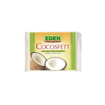 Cocosfett, Tłuszcz Kokosowy w Kostkach marki Eden - zdjęcie nr 1 - Bangla