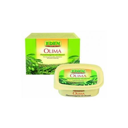 Olima, Margaryna wegetariańska z oliwą z oliwek marki Eden - zdjęcie nr 1 - Bangla