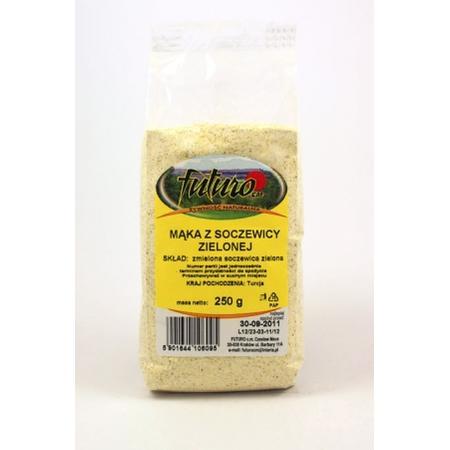 Mąka z soczewicy zielonej marki Futuro - zdjęcie nr 1 - Bangla