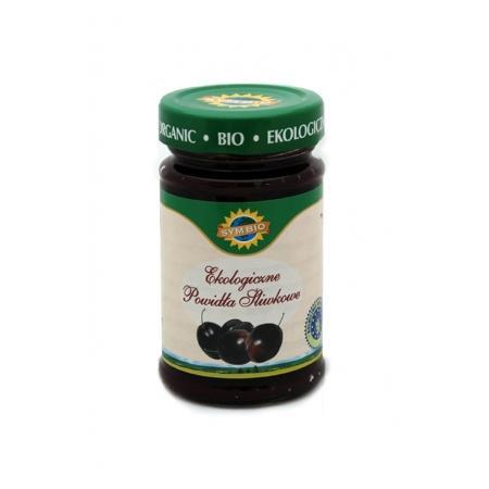 Ekologiczne Powidła Owocowe, różne smaki marki Symbio - zdjęcie nr 1 - Bangla
