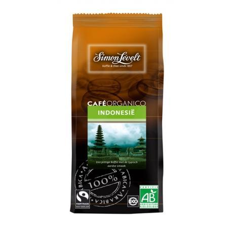 Cafe Organico Indonesie, Kawa mielona Indonezja marki Simon Levelt - zdjęcie nr 1 - Bangla