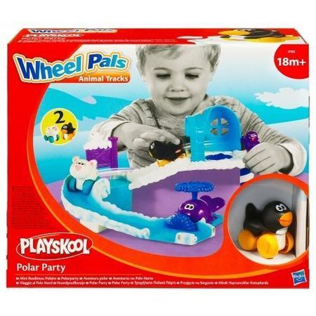 Wheel Pals Zestaw arktyczny 27423 marki Playskool - zdjęcie nr 1 - Bangla