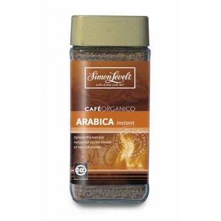 Cafe Organico Arabica instant marki Simon Levelt - zdjęcie nr 1 - Bangla