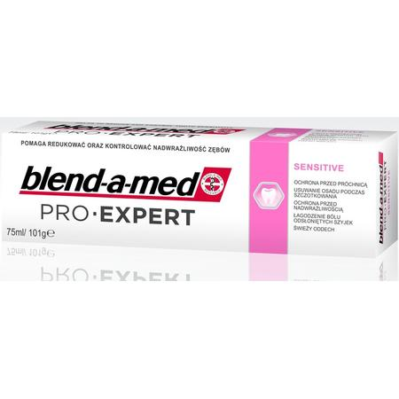 Pro-Expert, Sensitive, Pasta do zębów marki Blend-a-med - zdjęcie nr 1 - Bangla