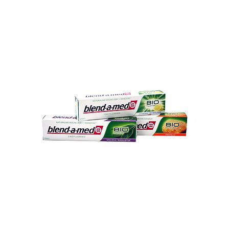 Bio Fluoride, Pasta do zębów marki Blend-a-med - zdjęcie nr 1 - Bangla
