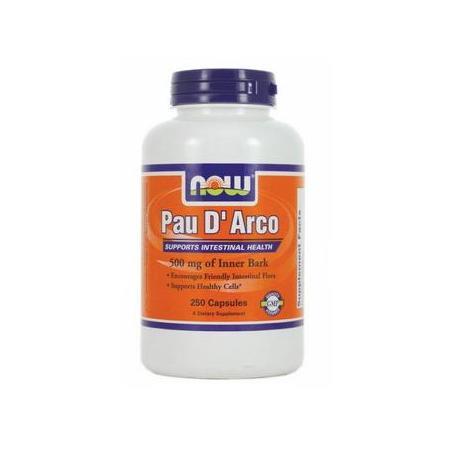 Pau D'Arco, kapsułki marki Now Foods - zdjęcie nr 1 - Bangla
