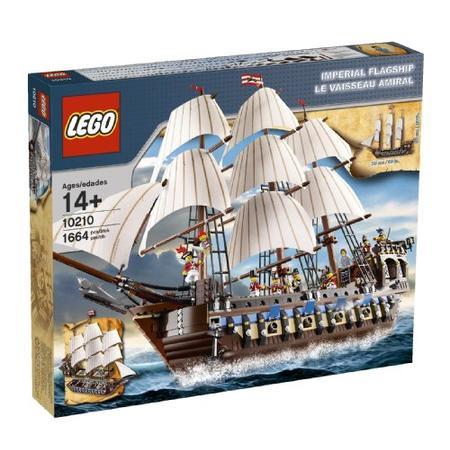Imperial Flagship 10210 marki Lego - zdjęcie nr 1 - Bangla