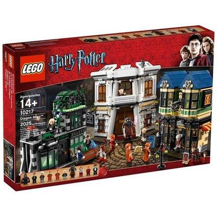 Harry Potter, Diagon Alley 10217 marki Lego - zdjęcie nr 1 - Bangla