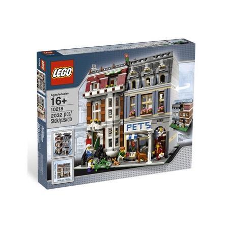 Sklep Ze Zwierzętami 10218 marki Lego - zdjęcie nr 1 - Bangla