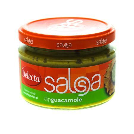 Salsa, Dip Guacamole marki Delecta - zdjęcie nr 1 - Bangla