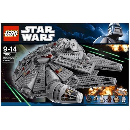 Millennium Falcon 7965 marki Lego - zdjęcie nr 1 - Bangla