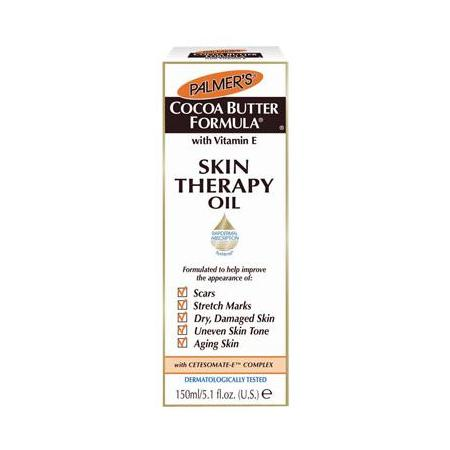 Cocoa Butter Formula, Skin Therapy Oil, Oliwka terapeutyczna marki Palmer's - zdjęcie nr 1 - Bangla
