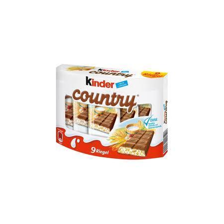Kinder Country marki Ferrero - zdjęcie nr 1 - Bangla