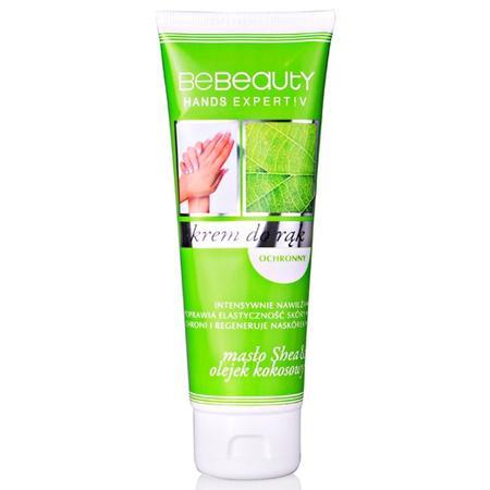Be Beauty Hands Expert!v, krem do rąk ochronny, masło Shea & Olejek Kokosowy marki Biedronka - zdjęcie nr 1 - Bangla