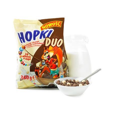 Hopki Duo marki Biedronka - zdjęcie nr 1 - Bangla
