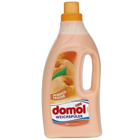 Domol, Płyn do płukania tkanin - różne zapachy marki Rossmann - zdjęcie nr 1 - Bangla