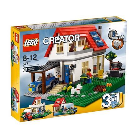 Creator, Dom na wzgórzu, 5771 marki Lego - zdjęcie nr 1 - Bangla