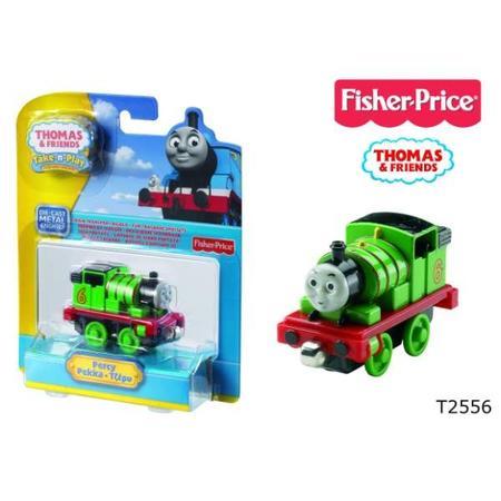 Thomas mała lokomotywa T2556 marki Fisher-Price - zdjęcie nr 1 - Bangla